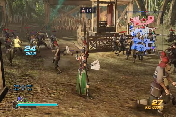 tải dynasty warriors 8-9