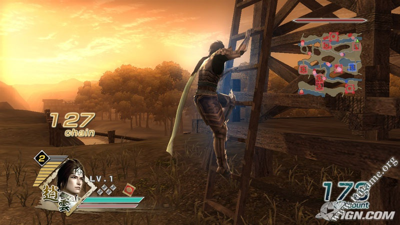 tai game dynasty warriors-7