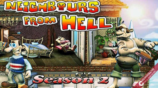 tai game neighbours from hell 1-6