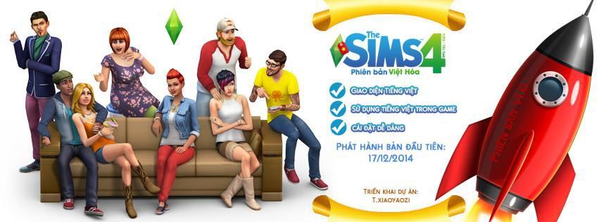 the sim 4 việt hóa-4