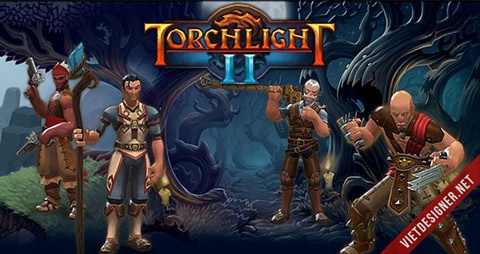 torchlight ii việt hóa-1