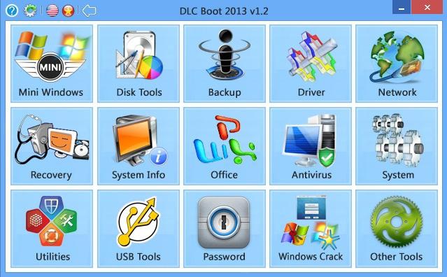 cách tạo usb boot dlc-1