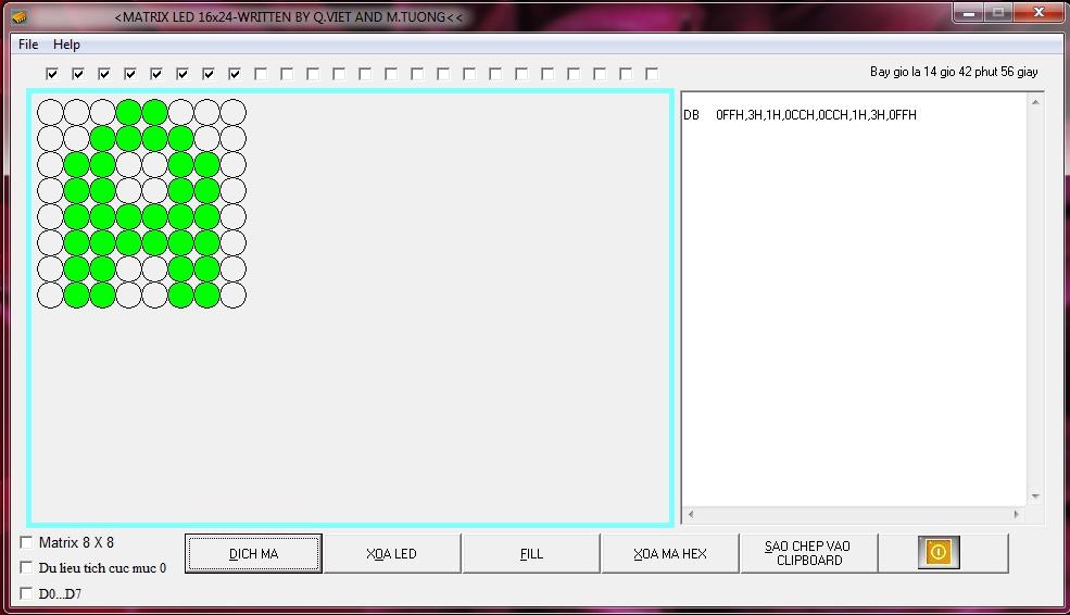 phần mềm matrix-9