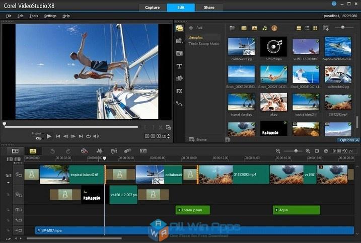 corel videostudio x10-5