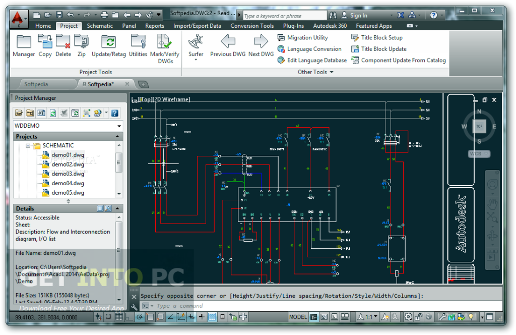 download autocad electrical-5
