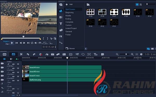 corel videostudio x10-6