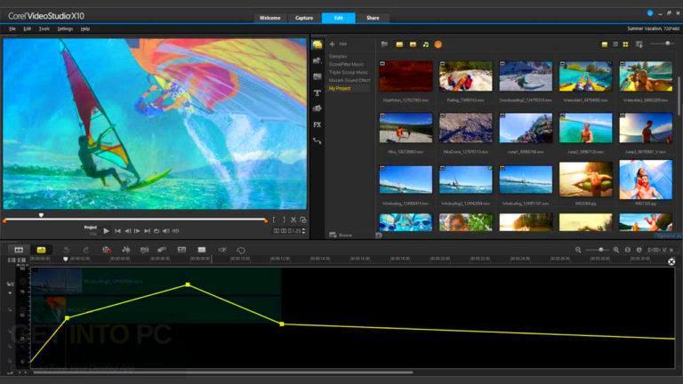 corel videostudio x10-7