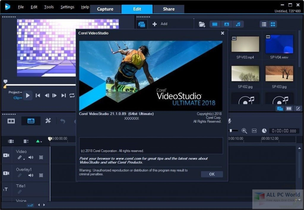corel videostudio ultimate-7