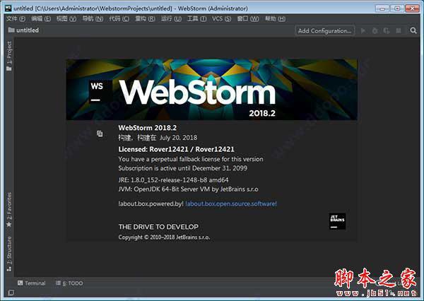 crack webstorm-9