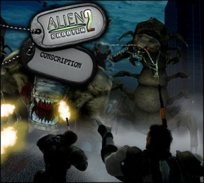 alien shooter 2 conscription full crack-5