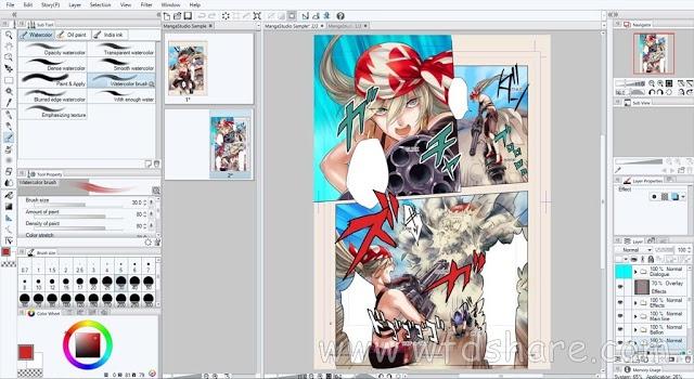 manga studio full crack-3