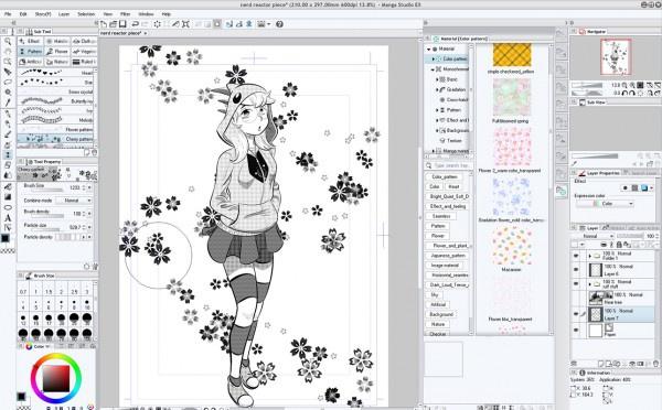 manga studio ex 5-3
