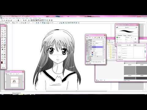 manga studio ex 5-4