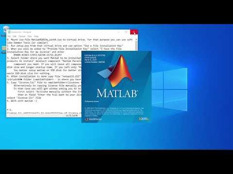 matlab 2019 full crack-1