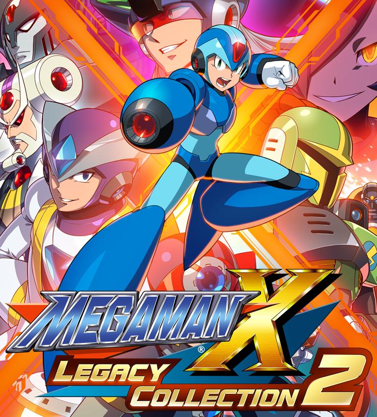 mega man x legacy collection 2-1