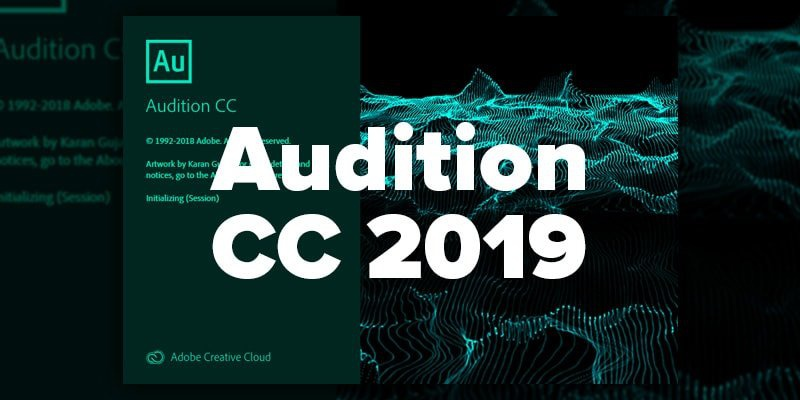 adobe audition cc 2019-2