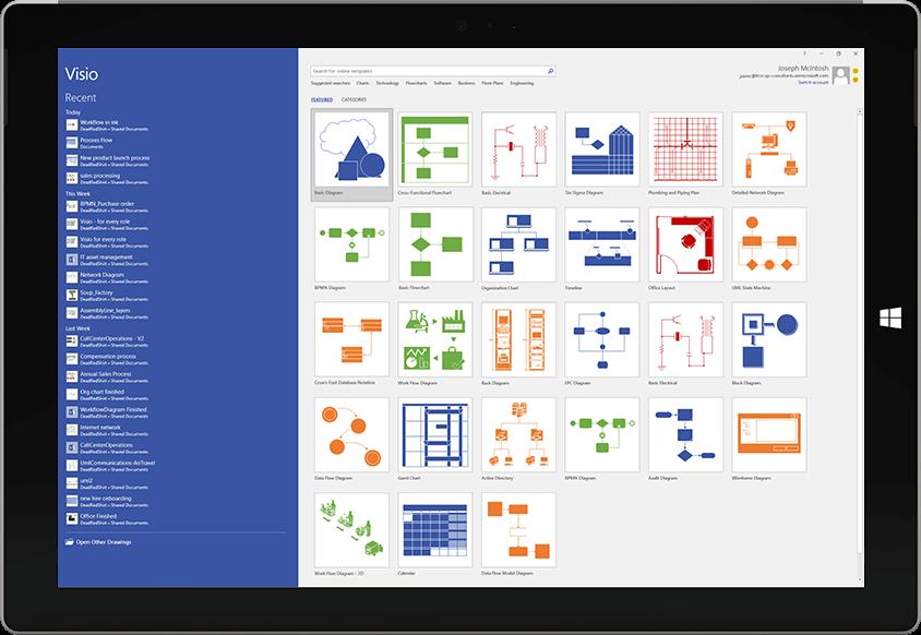 phần mềm visio 2016-4