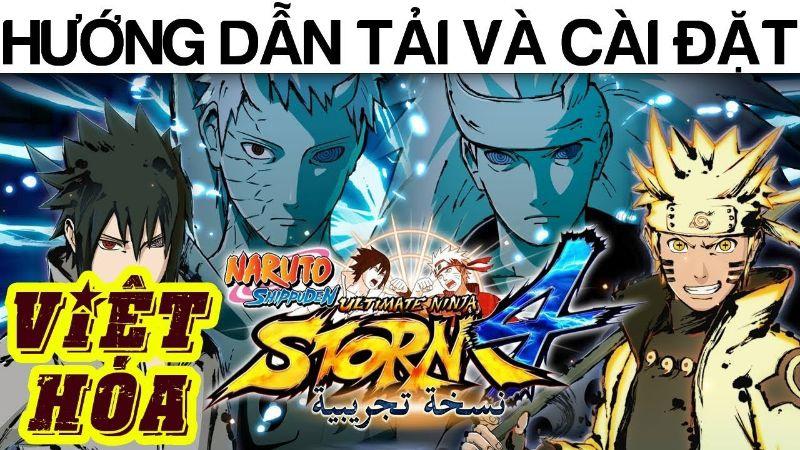 naruto shippuden ultimate ninja storm 4 viet hoa-3