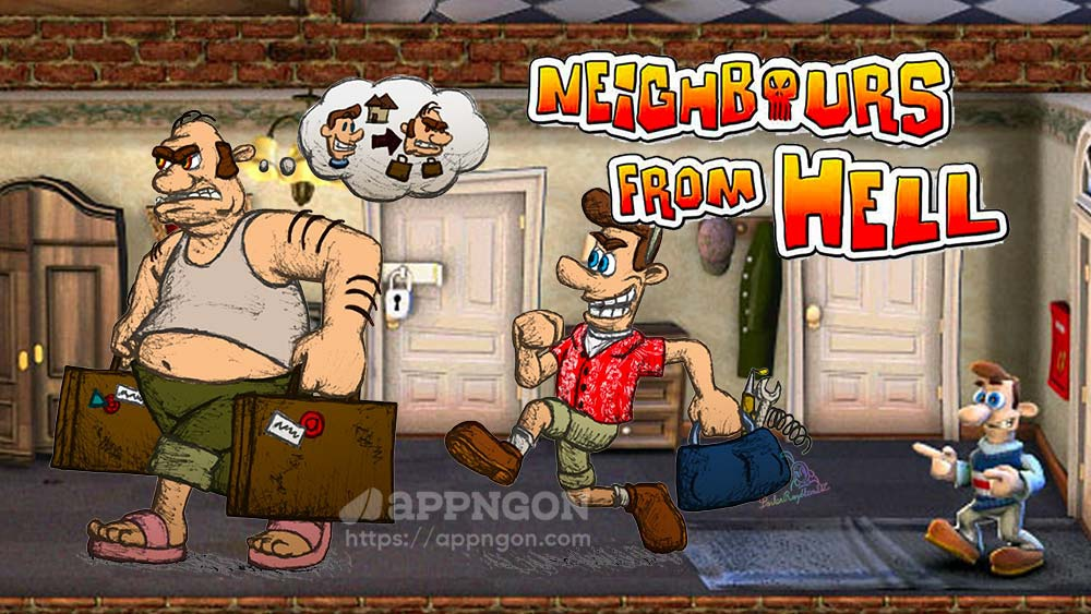 tải game neighbours from hell 2-7