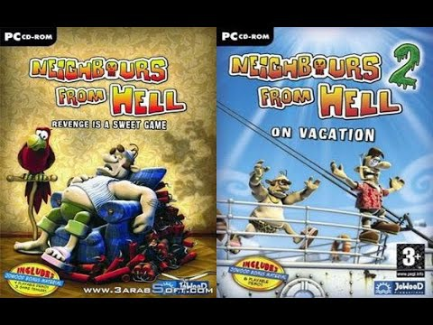 tải game neighbours from hell 2-8