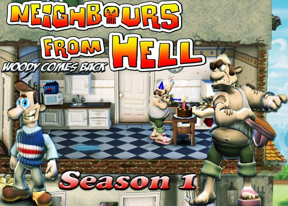 tải neighbours from hell 1-9