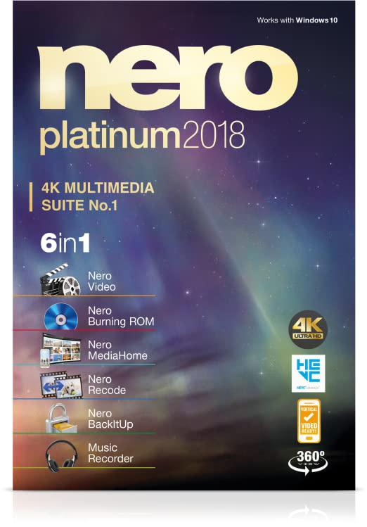 nero platinum 2018-1