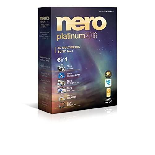 nero platinum 2018-7