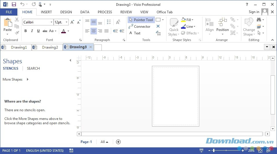 office tab cho office 2013-4