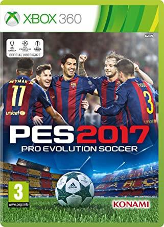 pro evolution soccer 2017-2