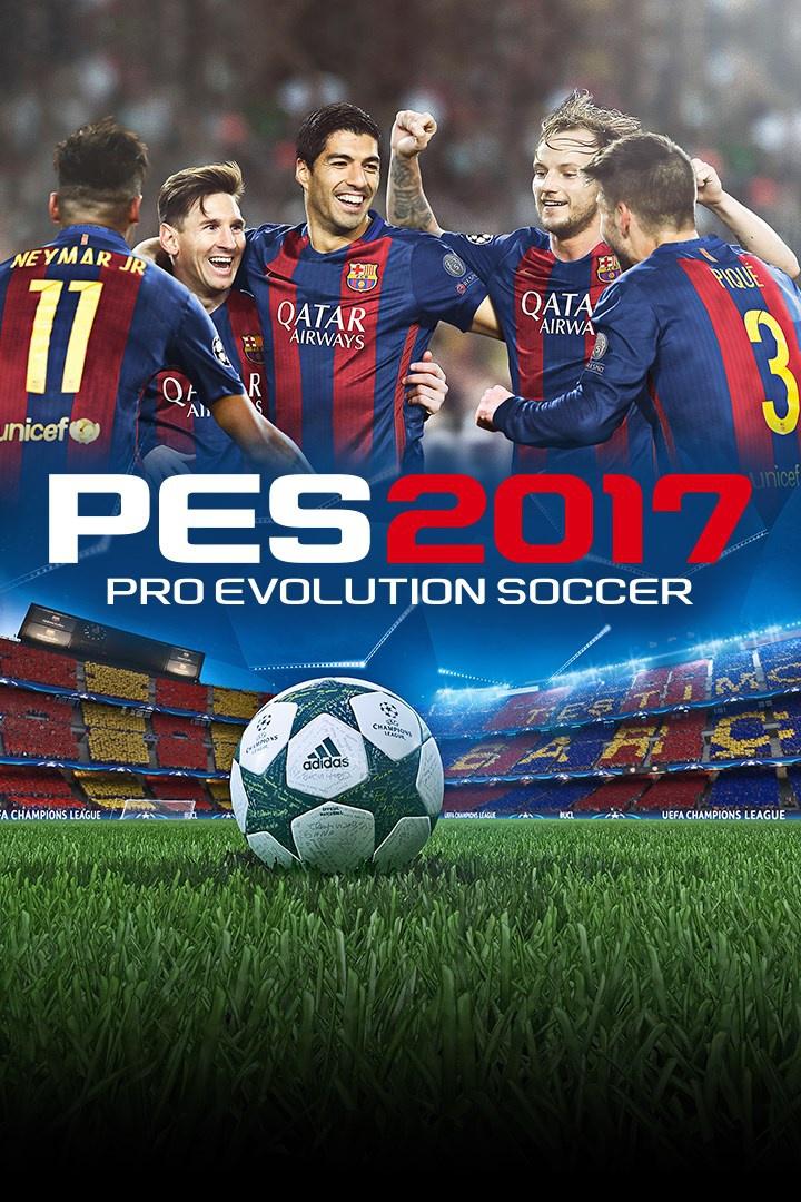 pro evolution soccer 2017-8