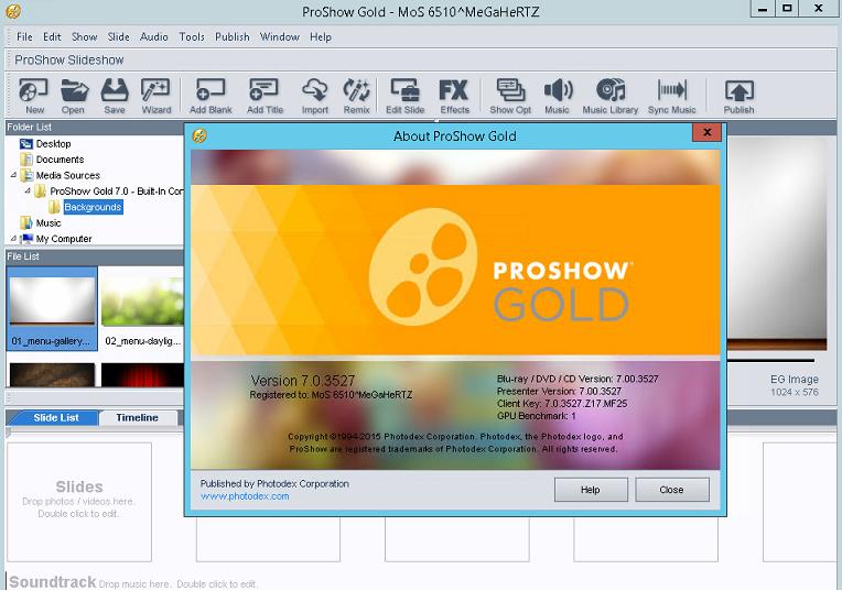proshow gold 9.0 full crack-0