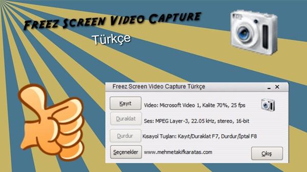Phần mềm Freez Video Capture