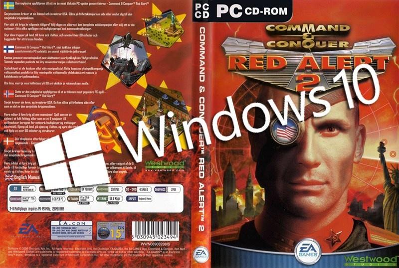 red alert 2 win 10-1