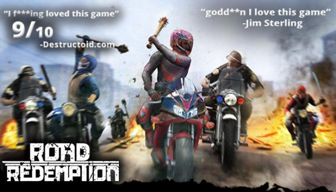 road redemption crack-0