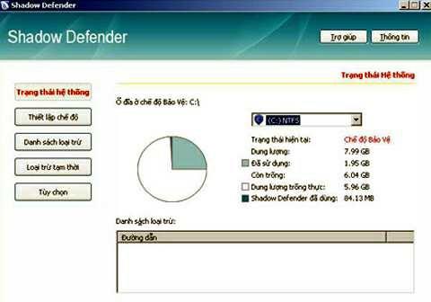 phần mềm đóng băng shadow defender-4