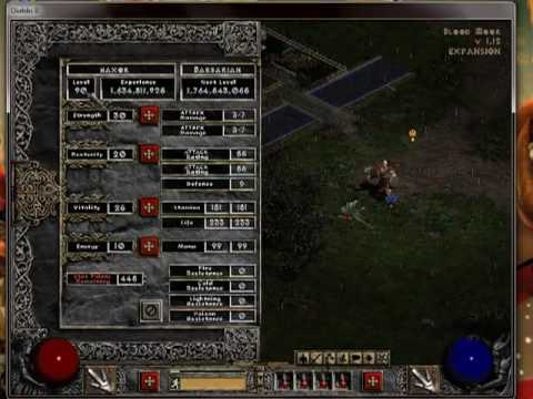 hack game diablo 2-1
