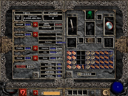 hack game diablo 2-3