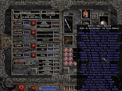 hack game diablo 2-5