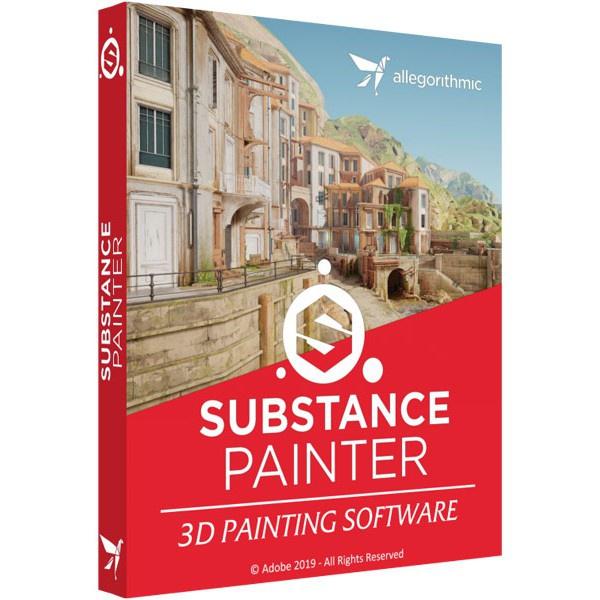 substance painter 2019-0