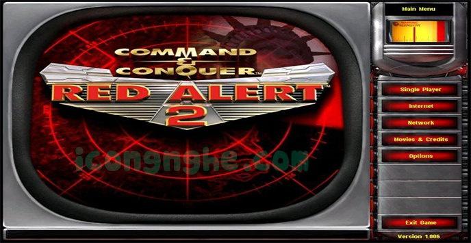 download red alert 2 bản gốc-1