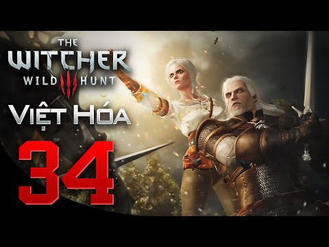 the witcher 3 blood and wine viet hoa-4