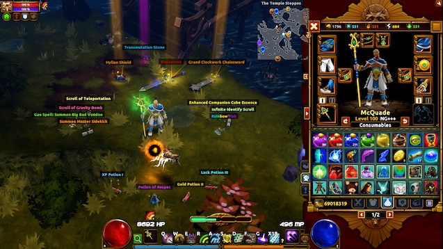 torchlight 2 download-6