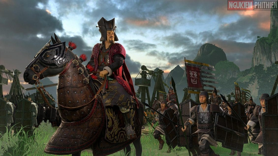 three kingdoms total war việt hóa-9