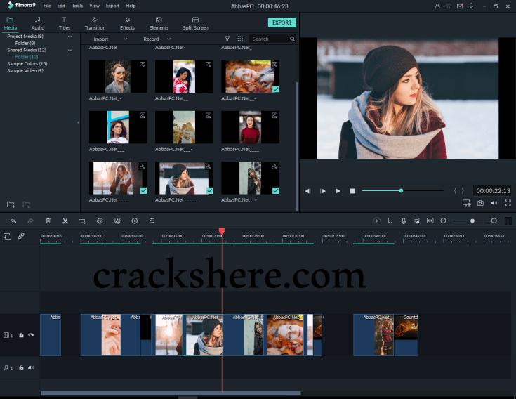 filmora full crack-2