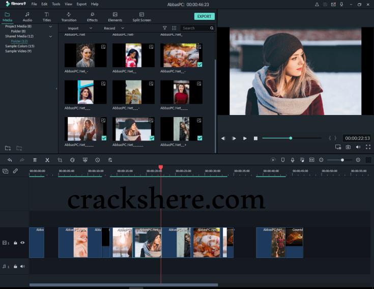 crack filmora-7
