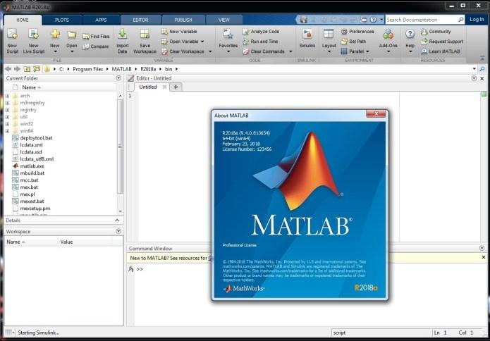 matlab 2018-3