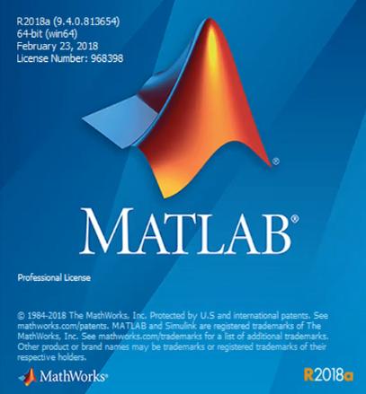 matlab 2018-5