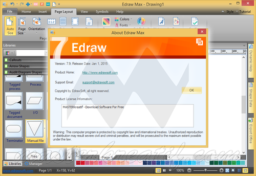 edraw max 7.9 full crack-8