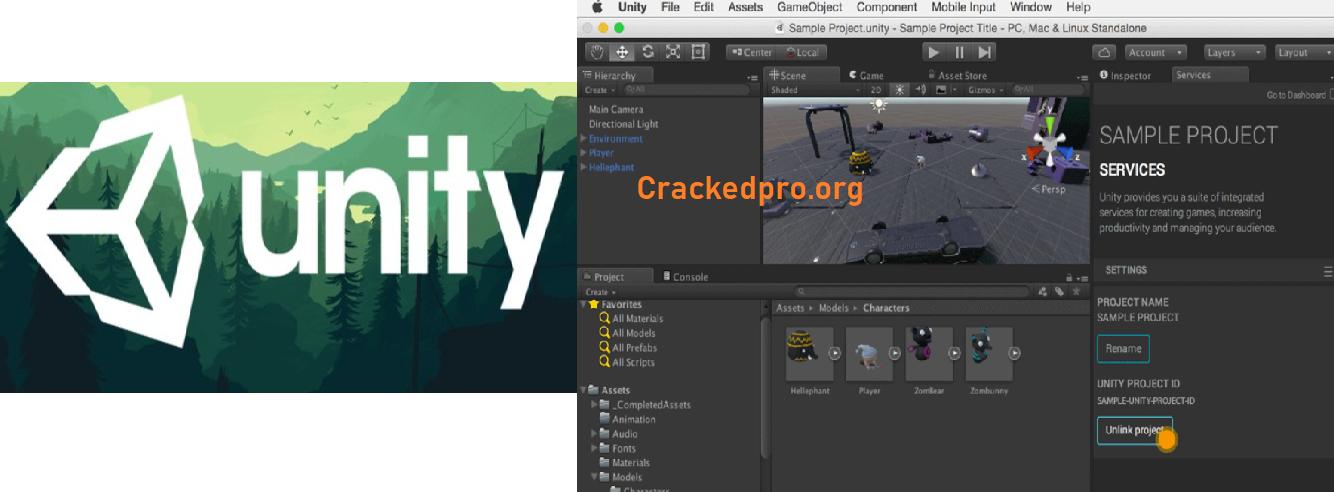 crack unity-1