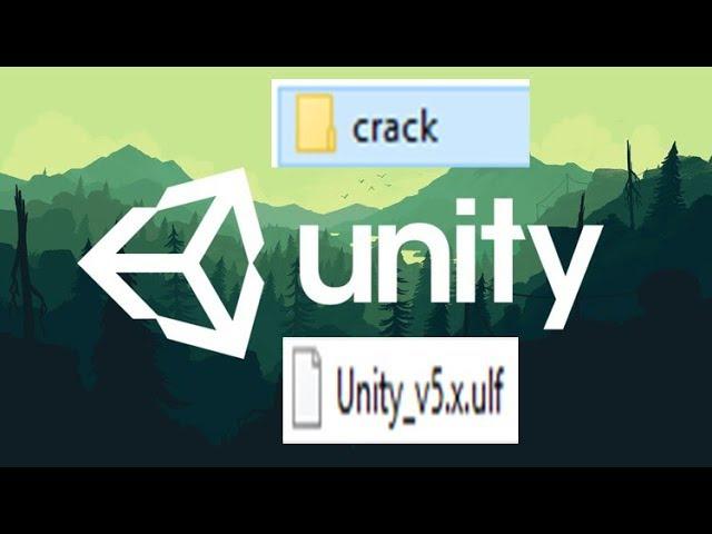 crack unity-4